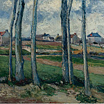 Sotheby's - Victor Vignon - The Village behind the Trees