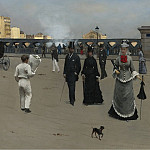 Sotheby's - Jean Beraud - The Square of Europe