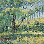 Sotheby's - Blanche Hoschede-Monet - The Willow, the Roses and the Waterlilies at Giverny