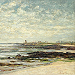 Sotheby's - Maxime Maufra - Sea Basin, the Bay of Quiberon, 1910
