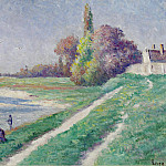 Sotheby's - Maximilien Luce - The Estuary of Trieux 02