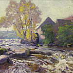 Sotheby's - Paul Madeline - The Mill at Crozant