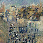 Sotheby's - Gustave Loiseau - View of Pont-Aven, 1923