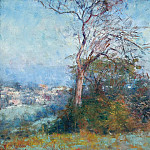 Картины с аукционов Sotheby's - Frederick McCubbin - Autumn Afternoon