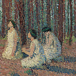 Sotheby's - Henri Martin - Three Women, 1910