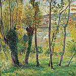 The Outskirts of Montevrain, 1900-05, Henri Lebasque