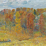 Autumn, 1909, Childe Frederick Hassam