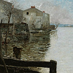 Sotheby's - Maxime Maufra - The Flood, 1886