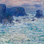 Картины с аукционов Sotheby's - John Peter Russell - Auchien Rock at Belle-Ile