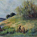 Sotheby's - Maximilien Luce - Banks of the Seine