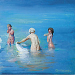 Sotheby's - Pavel Chmarov - Bathing