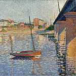 Sotheby's - Paul Signac - The Clipper, 1887