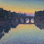 Sotheby's - Gustave Cariot - Pont Neuf, Aurora