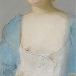 Sotheby's - Eduard Manet - Young Woman in Home Dress, 1882