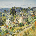 Sotheby's - Gabriel Deschamps - Panorama of Eze