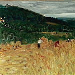 Sotheby's - Pierre-Eugene Montezin - The Harvest