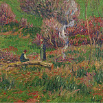 Wood-Cutters, Henry Moret