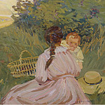Sotheby's - Dorothea Sharp - Sunday Picnic