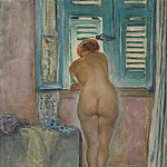 Картины с аукционов Sotheby's - Henri Lebasque - Female Naude by the Window
