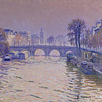 Sotheby's - Gustave Cariot - Pont Neuf, Paris