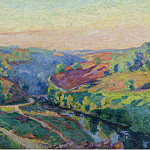 The Valley of Creuse, Арман Гийомен