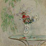 Sotheby's - Henri Lebasque - Jug with Flowers