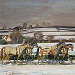 Sotheby's - Alfred James Munnings - Exercising