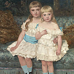 часть 3 -- European art Европейская живопись - Jan VERHAS Two Sisters 37640 617