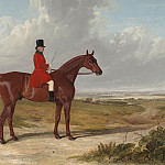 John Frederick Herring Snr Portrait of Mr Daniel Haigh Master of the Old Surrey Hunt 28346 20, John Frederick Herring