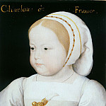 часть 3 -- European art Европейская живопись - Jean Clouet Madeleine of France 3rd Daughter of FranГ§ois I and Claude of France i 36783 321