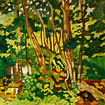 часть 3 -- European art Европейская живопись - Louis VALTAT Bords de riviГЁre Г  Choisel 36635 3449