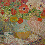 часть 3 -- European art Европейская живопись - Louis Valtat Flowers still life 36953 3306