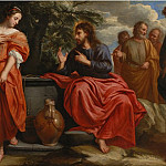 часть 3 -- European art Европейская живопись - JACOB VAN OOST The Younger Christ and the Samaritan Woman at the Well 32306 316