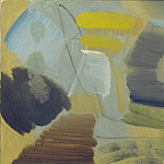 часть 3 -- European art Европейская живопись - Ivon Hitchens Yellow Depths 98820 20