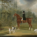 часть 3 -- European art Европейская живопись - James Pollard Edward Brockman Esquire MP with the East Kent hounds 99759 20