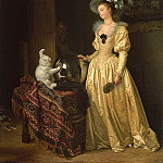Jean HonorГ© Fragonard Le Chat Angora 11485 172, Жан Оноре Фрагонар