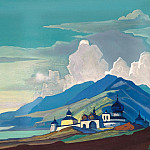 Roerich N.K. (Part 4) - Traveler Radiant City # 46
