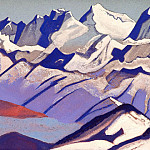 Everest # 111, Roerich N.K. (Part 4)