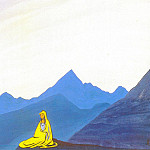 Roerich N.K. (Part 4) - On the Himalayan peaks