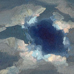 Study clouds , Roerich N.K. (Part 4)