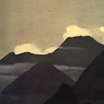 Roerich N.K. (Part 4) - Kuluta # 221 Kuluta (Mountain before dawn)