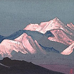 Roerich N.K. (Part 4) - Himalayas. Etude # 85