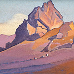 Timur Hada, expeditions parking # 176 , Roerich N.K. (Part 4)