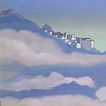 Roerich N.K. (Part 4) - Convent # 54 Temple (mountain village)