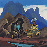 Iskander and hermit # 221, Roerich N.K. (Part 4)