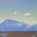 Roerich N.K. (Part 4) - Chantung # 108 Chantung (Three white cloud)