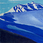 Roerich N.K. (Part 4) - Path to the giant # 167 (Slope ridge)