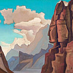 Roerich N.K. (Part 4) - Leake Himalayas # 6 (Great spirit Himalayas)
