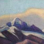 Roerich N.K. (Part 4) - The Himalayas (Pink sunset over the peaks)