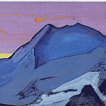 Roerich N.K. (Part 4) - Himalayas # 86 Ascent
